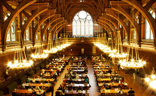 Annengerg-Hall-Harvard-College-Dining-Cambridge-Buzzing